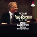 Mozart : Piano Concertos Nos 5, 6 & 8/Daniel Barenboim & Berlin Philharmonic Orchestra