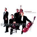 Shostakovich : String Quartet No.1/Brodsky Quartet