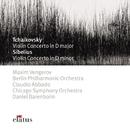 Tchaikovsky & Sibelius : Violin Concertos  -  Elatus/Maxim Vengerov, Daniel Barenboim & Chicago Symphony Orchestra