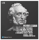 Mendelssohn : Symphonies Nos 1 - 5, Piano Concertos Nos 1, 2 & A Midsummer Night's Dream/Cyprien Katsaris, Kurt Masur & Gewandhausorchester Leipzig