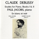 Debussy: Etudes For Piano / En Blanc Et Noir/Paul Jacobs/Gilbert Kalish