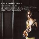 Shostakovich : Violin Concerto No.1/Leila Josefowicz, Sakari Oramo & City of Birmingham Symphony Orchestra