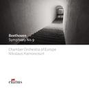 Beethoven : Symphony No.9, 'Choral'  -  Elatus/Nikolaus Harnoncourt & Chamber Orchestra of Europe