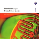 Beethoven : Septet & Mozart : Horn Quintet  -  APEX/Berlin Soloists