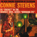 "As Cricket In ""Hawaiian Eye""/Connie Stevens"