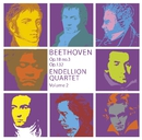 Beethoven : String Quartets Vol.2/Endellion Quartet