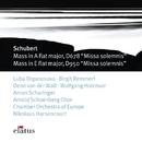 Schubert : Masses No.5 in A flat major D678 & No.6 in E flat major D950/Nikolaus Harnoncourt