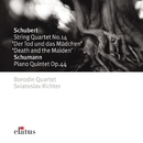 Schubert : String Quartet, 'Death and the Maiden' & Schumann : Piano Quintet - Elatus/Borodin Quartet