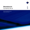 Shostakovich : Symphony No.8  -  Apex/Mstislav Rostropovich & National Symphony Orchestra
