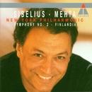 Sibelius : Symphony No.2/Zubin Mehta & New York Philharmonic Orchestra