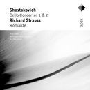 Shostakovich : Cello Concertos 1 & 2 - Strauss : Romanze/Arto Noras and Norwegian Radio Orchestra
