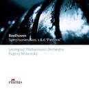 Beethoven : Symphonies Nos 1 & 6, 'Pastoral'  -  Elatus/Evgeny Mravinsky