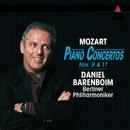 Mozart : Piano Concertos Nos 9 & 17/Daniel Barenboim & Berlin Philharmonic Orchestra