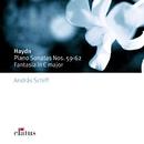 Haydn : Piano Sonatas Nos 59 - 62 & Fantasia in C major  -  Elatus/András Schiff