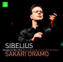 Sibelius : Symphonies Nos 2 & 4/Sakari Oramo & City of Birmingham Symphony Orchestra