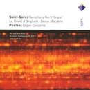 Saint-Saëns : Symphony No.3 & Poulenc : Organ Concerto  -  Apex/Jean Martinon & Orchestre National de lO.R.T.F.