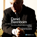 Bach, JS : Well-Tempered Clavier Book 2 [48 Preludes & Fugues  Book 2]/Daniel Barenboim