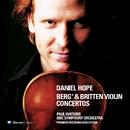 Berg & Britten : Violin Concertos/Daniel Hope