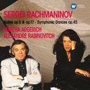 Rachmaninoff: Suites, Op. 5 & 17 & Symphonic Dances, Op. 45/Martha Argerich