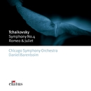 Tchaikovsky : Symphony No.4 & Romeo and Juliet Overture/Daniel Barenboim & Chicago Symphony Orchestra