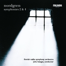 Pehr Henrik Nordgren : Symphonies 2 & 4/Finnish Radio Symphony Orchestra