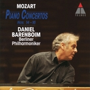 Mozart : Piano Concertos Nos 14, 15 & 16/Daniel Barenboim & Berlin Philharmonic Orchestra