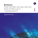 Beethoven : Piano Trios Nos 1, 3 & 4  -  Apex/Haydn Trio Wien