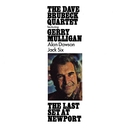 The Last Set At Newport (Live)/Dave Brubeck