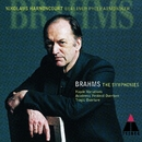Brahms: Symphonies Nos 1 - 4/Nikolaus Harnoncourt & Berlin Philharmonic Orchestra