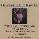 I Remember Chuck Willis (US Internet Release)/Chuck Willis
