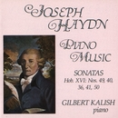 Joseph Haydn: Piano Music/Gilbert Kalish