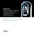 Beethoven : Symphony No.6, 'Pastoral' & Overtures  -  Elatus/Nikolaus Harnoncourt & Chamber Orchestra of Europe
