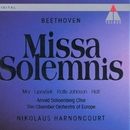 Beethoven : Missa Solemnis/Nikolaus Harnoncourt & Chamber Orchestra of Europe