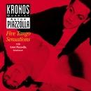 Piazzolla / Five Tango Sensations/Kronos Quartet