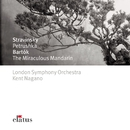 Stravinsky : Petrushka & Bartók : The Miraculous Mandarin  -  Elatus/Kent Nagano