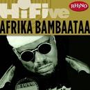 Rhino Hi-Five: Afrika Bambaataa/Afrika Bambaataa