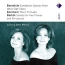 Bernstein, Gershwin & Bartók : Works for 2 Pianos  -  Apex/Güher & Süher Pekinel