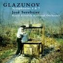 Symphonies Nos 4 & 7/José Serebrier