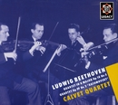 Beethoven : String Quartets Nos 5 & 8 - Telefunken Legacy/Calvet Quartet