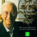Mondonville : Grands Motets/William Christie