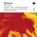 Beethoven : Overtures  -  Apex/Václav Neumann & Gewandhausorchester Leipzig, Joseph Keilberth & Bamberg Symphony Orchestra