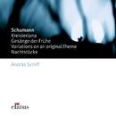 Schumann : Kreisleriana, Gesänge der Frühe, Variations & Nachtstücke/András Schiff