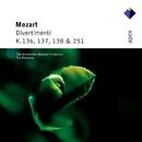Mozart : Divertimenti K136, K137, K138 & K251  -  Apex/Ton Koopman & Amsterdam Baroque Orchestra