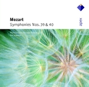 Mozart : Symphonies Nos 39 & 40  -  Apex/Ton Koopman & Amsterdam Baroque Orchestra