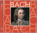 Bach, JS : Sacred Cantatas BWV Nos 17 - 19/Nikolaus Harnoncourt