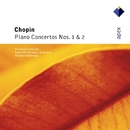 Chopin : Piano Concertos Nos 1 & 2  -  Apex/Elisabeth Leonskaja, Vladimir Ashkenazy & Czech Philharmonic Orchestra