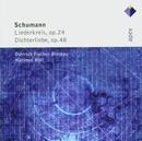 Schumann : Liederkreis, Dichterliebe & Lieder  -  Apex/Dietrich Fischer-Dieskau & Hartmut Höll