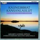 Kauneimmat kansanlaulut - The Most Beautiful Finnish Folk Songs/Margareta Haverinen and Jyväskylä Symphony Orchestra