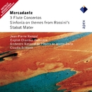 Mercadante : Flute Concertos & Sinfonia on Themes from Rossini's Stabat Mater  -  Apex/Jean-Pierre Rampal, Claudio Scimone & English Chamber Orchestra