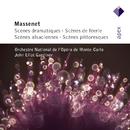 Massenet : Scènes, Le dernier sommeil de la Vierge & Don Quichotte  -  Apex/John Eliot Gardiner & Orchestre National de l'Opéra de Monte Carlo